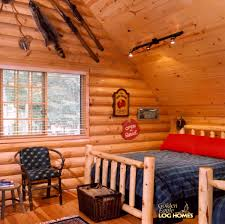 eagle home interiors eagle prow v log home plan by golden eagle log homes
