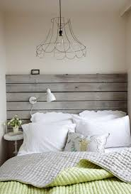 Distressed Wood Headboard White Reclaimed Wood Headboard King Size Antique