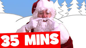 his name is santa claus 35mins christmas songs collection for