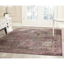 7 X 11 Area Rugs Amazon Com Safavieh Vintage Premium Collection Vtg127 880 Purple