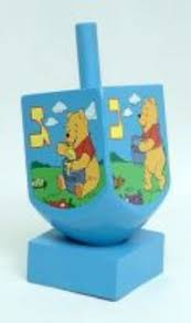 winnie the pooh menorah winnie the pooh dreidel