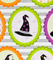 Joann Halloween Fabric by Halloween Cotton Fabric 44 U0027 U0027 Boo Tiful Witch Hats Joann