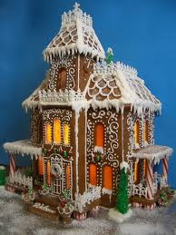 pattern for large gingerbread house gingerbread house 2011 goodies by anna