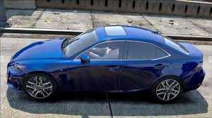 lexus is350 performance mods lexus is350 f sport 2014 gta5 mods com