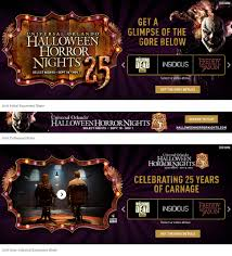 orlando sentinel halloween horror nights halloween horror nights 25 u2014 christy schrack portfolio
