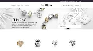pandora jewelry online pandora customer journey from search to checkout econsultancy