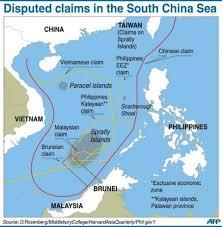 Sea Of Japan Map President Aquino Should Avoid Inflammatory Rhetoric On South China