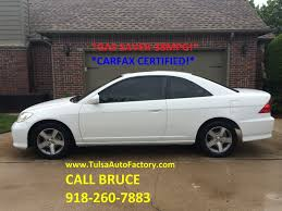 honda civic 2004 coupe 2004 honda civic ex coupe white 5 speed manual carfax certified