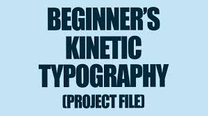 tutorial kinetic typography after effects beginner s kinetic typography after effects tutorial