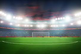 how tall are football stadium lights led stadium lighting is revolutionizing outdoor sports industrial