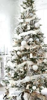 white tree white christmas tree decorations decorating white on white