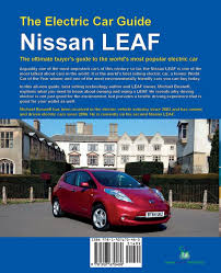 nissan leaf pros and cons the electric car guide nissan leaf amazon co uk michael boxwell
