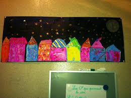 idee village de noel village de noël la classe de frisettes