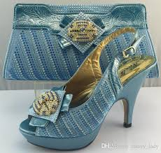 wedding shoes and bags sky blue italian design wedding shoes and matching bags high