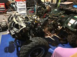 new project toy 2002 grizzly 660 yamaha grizzly atv forum
