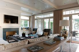 lebron james mansion brentwood ca the living room 02