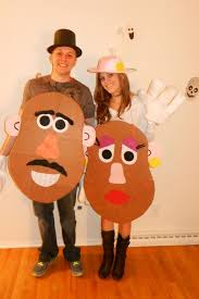 Amazon Potato Head Kit Costume 7 Halloween Images Costumes Disney Couples
