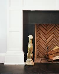 herringbone brick fireplace junsa us