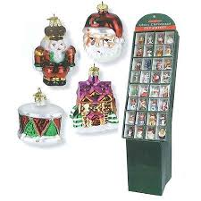 buy club pack of 72 miniature petite treasures glass christmas