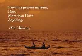 quotes on the present moment write spirit
