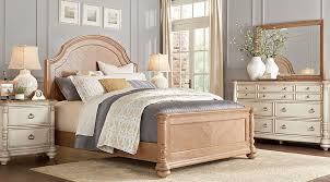 cindy crawford bedroom set cindy crawford home seaside white 5 pc queen panel bedroom intended