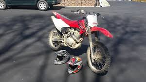 honda crf motorcycles for sale