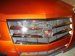 2011 cadillac cts grille my lava package cts with chrome grille