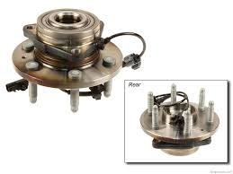 chevrolet tahoe wheel bearing and hub assembly replacement