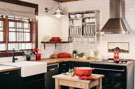 kitchen without cabinets 15 genius ways to store things in a kitchen without cabinets
