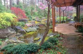Japanese Garden Layout Seven Japanese Garden Designer David Slawson Brings His