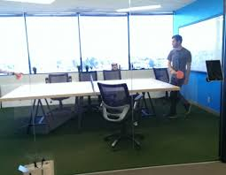 Ping Pong Conference Table How To Get Your Boss To Buy A Ping Pong Table For The Office