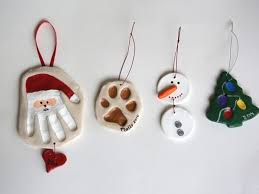 get creative with salt dough ornaments