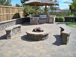Patio Paver Patterns by Paver Manufacturer Belgard Paver Style Catalina Paver Color