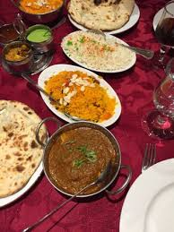 cuisine indien riz cashmir poulet tikka picture of restaurant indien rajpoot