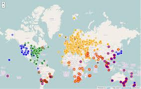 World Map Haiti by File Latency Map World Png Wikimedia Commons