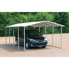 Lowes Awnings Canopies by Garage Awning Kit Carports Carport Metal Carport Garage Metal