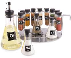 Unique Kitchen Gifts Chemistry Set Spice Rack In Unique Kitchen Gadgets Gifts