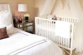 amenager chambre parents avec bebe 1001 idées déco chambre parentale inspirations pour nid