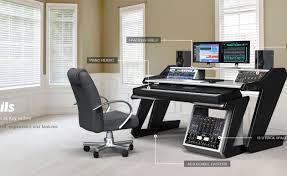 Diy Recording Desk Pleasing Diy Recording Studio Desk Home Design Plan