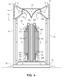 patent us8284006 passive air cooling of a dry type electrical