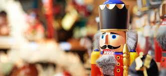 Decorative Nutcrackers Traditional German Christmas Decor Pyramids Smokers
