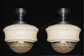 antique drugstore lighting fixture vintage 1920s lighting fixture