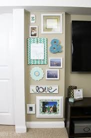 how to do a gallery wall how to make a practically free gallery wall