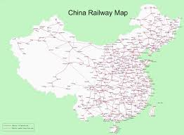 Iraq Province Map China Railway Maps 2018 Train Map Of High Speed Rail