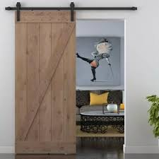 Erias Home Designs Top Of Door Sliding Barn Door Hardware by Barn Doors