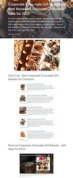 gourmet chocolate gift baskets headline for top gourmet chocolate gifts 2015 2016 best