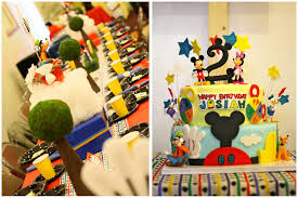 mickey mouse clubhouse party mickey mouse clubhouse birthday party pizzazzerie