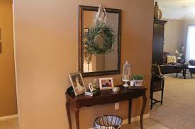 Entryway Table With Baskets Best Entryway Table With Baskets With Foyer Table Image 12 Of 15