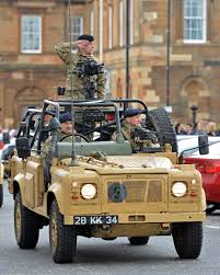 land rover queens the queens own yeomanry rwmik land rover brian digital flickr