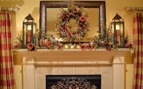 8 diy thanksgiving mantels to inspire you from today